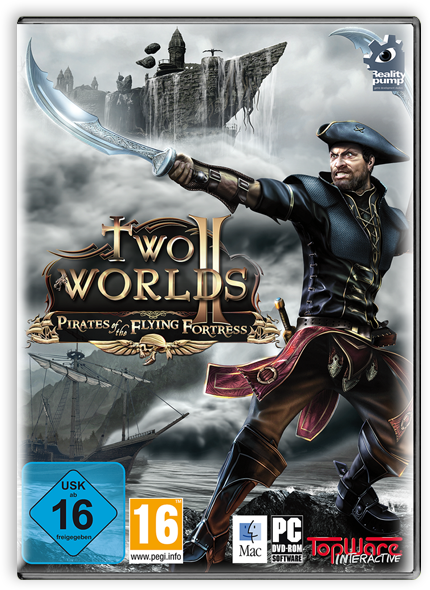 Two Worlds II: Pirates of the Flying Fortress [Expansion]
